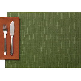 Sandy Chilewich - Bamboo Placemat, Green