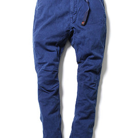 CAMOUFLAGE MIX 5POCKET PANT
