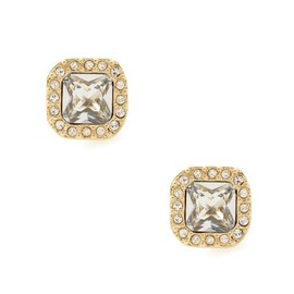 kate spade NEW YORK - EARRINGS PAVE SURROUND STUDS