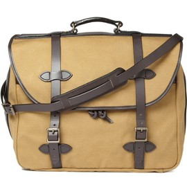 filson - holdall messenger bag FILSON COTTON TWILL LEATHER HOLDALL BAG | ASOS UP TO 50% SALE