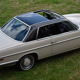 Mercedes Benz - 250C Rare Sunroof Coupe Factory Two Tone EXCELLENT