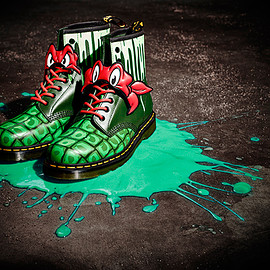Dr.Martens, Teenage Mutant Ninja Turtles - Boots