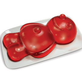 Spinning Hat - `Giant Baby` Novelty Jelly Mould