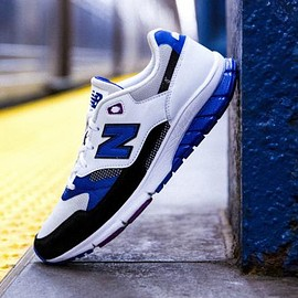 New Balance - NEW BALANCE MVL530 WHITE/BLUE