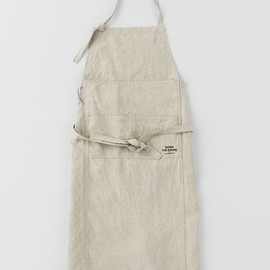 Arts & Science DOWN THE STAIRS - Apron Linen vintage