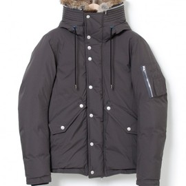 nonnative - DOWN JACKET
