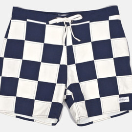 Saturdays - Checks Boardshort
