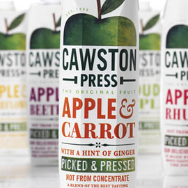 CAWSTON PRESS - Apple Juice