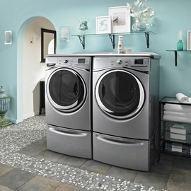 Whirlpool - Duet® High-Efficiency Fabric Care System