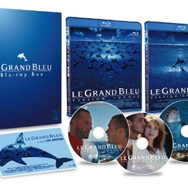Luc Besson - Le Grand Bleu Blu-Ray Box