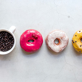 DUMBO Doughnuts and Coffee - Doughnuts and Coffee