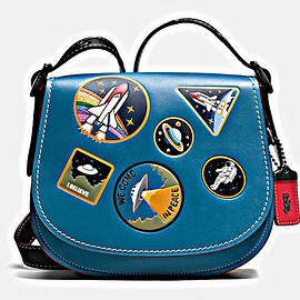 COACH - SPACE COLLECTION shoulder bag
