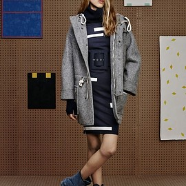 Band of Outsiders - Band of Outsiders 2015-16AW collection