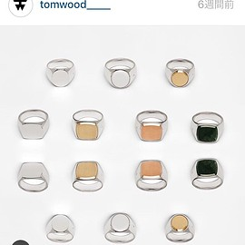 tomwood - ring