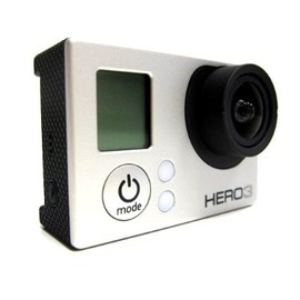 GoPro - Hero3 White Edition