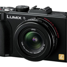 PANASONIC - DMC-LX5