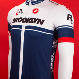 Castelli - RHC Brooklyn No. 7 - Castelli Short Sleeve Jersey