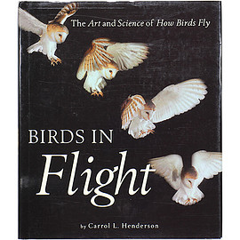 Carrol L. Henderson (著), Steve Adams (イラスト) - Birds in Flight: The Art and Science of How Birds Fly