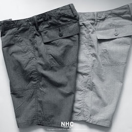 NHC - BAKER SHORT PANTS