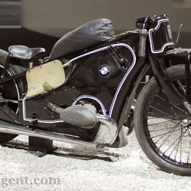 BMW - record breaker ridden by Ernst Henne from 1929-35