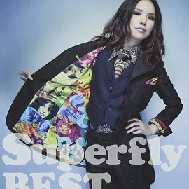 Superfly - Superfly BEST (通常盤)