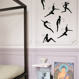 Marcel Wanders - dancing fairry wall sticker