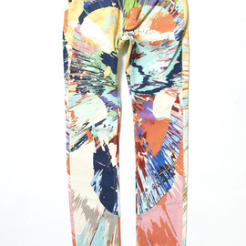 LEVI'S - Damien Hirst Denim Pants