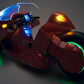 Bandai - Project BM! - Kaneda's Bike