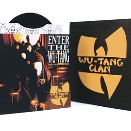 Wu-Tang Clan - ENTER THE WU-TANG (36 CHAMBERS) (DELUXE 7 INCH CASEBOOK)
