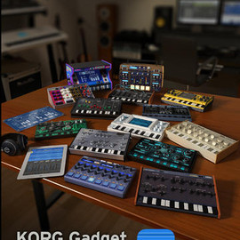 KORG - KORG Gadget for iPad