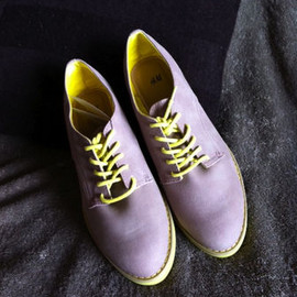 H&M - Suede Oxford
