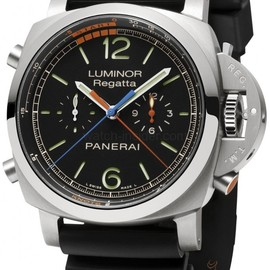 Panerai LUMINOR - Panerai LUMINOR 1950 REGATTA 3 DAYS CHRONO FLYBACK TITANIO 47mm PAM00526 682x1024