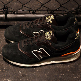 "New Balance - new balance ""GREAT AMERICAN NOVELS"" ""made in U.S.A."" の先行予約が開始"