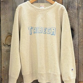 Champion - TRIBECA Crew Neck Sweat/SHIPS AUTHENTIC別注