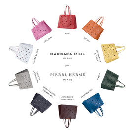 Barbara Rihl pour Pierre Hermé Paris - Shopping Bag