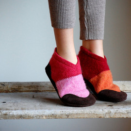 WoolyBaby - Kids Wool Slippers