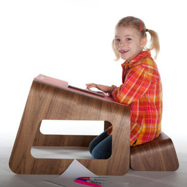 Ubiquity Design Studio - Knelt Desk