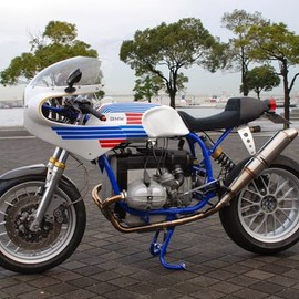 BMW - R80 CAFÉ BY SWITCH STANCE RIDING