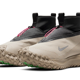 NIKE, Nike ACG - Mountain Fly GORE-TEX - Khaki/Black/Vibrant Pink/Lime?