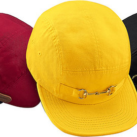 Supreme - Horsebit Camp Cap
