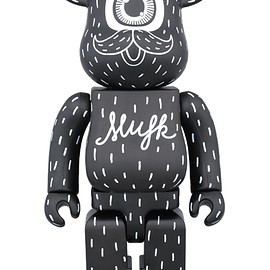 MEDICOM TOY - BE@RBRICK MMFK 400%