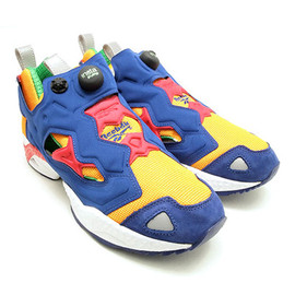 Reebok - INSTA PUMP FURY LANE CRAWFORD