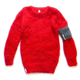 fragment design - fragment design Drops Another Mohair Sweater