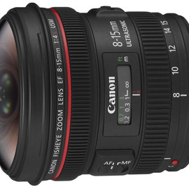 canon - EF8-15mm F4L FISH EYE USM