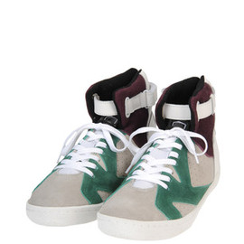 kolor - high cut sneakers