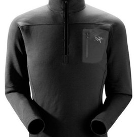 Arc'Teryx - RHO AR Top BLACK