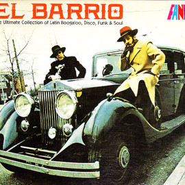 Various Artists - El Barrio ? The Ultimate Collection Of Latin Boogaloo, Funk, & Soul 4CD set