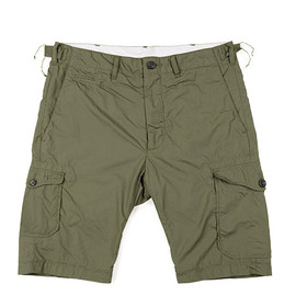 ENGINEERED GARMENTS - LOFTMAN別注 Murray Hill Short-Olive