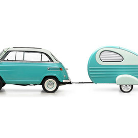 BMW - 1957 Isetta 300 Coupe