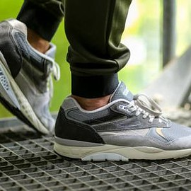 Reebok - GARBSTORE × REEBOK VENTILATOR SUPREME FLAT GREY/TIN GREY/RIVET GREY
